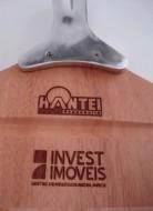 Tábua de Churrasco Personalizada Hantei / Invest Imóveis
